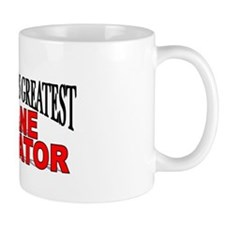 """The World's Greatest Crane Operator"" Mug"