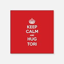 Hug Tori Sticker
