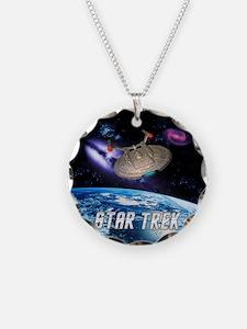 Star Trek Enterprise NX 01 Necklace