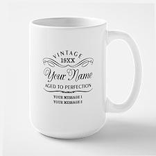 Personalize Funny Birthday Mug