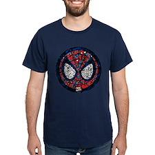 Spiderman Mask T-Shirt