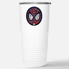 Spiderman Mask Travel Mug