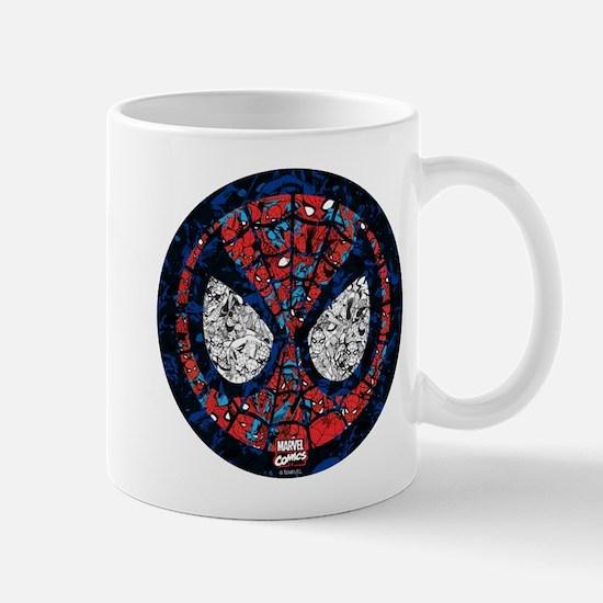 Spiderman Mask Mug