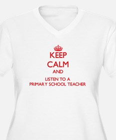 Keep Calm and Listen to a Primary School Teacher P