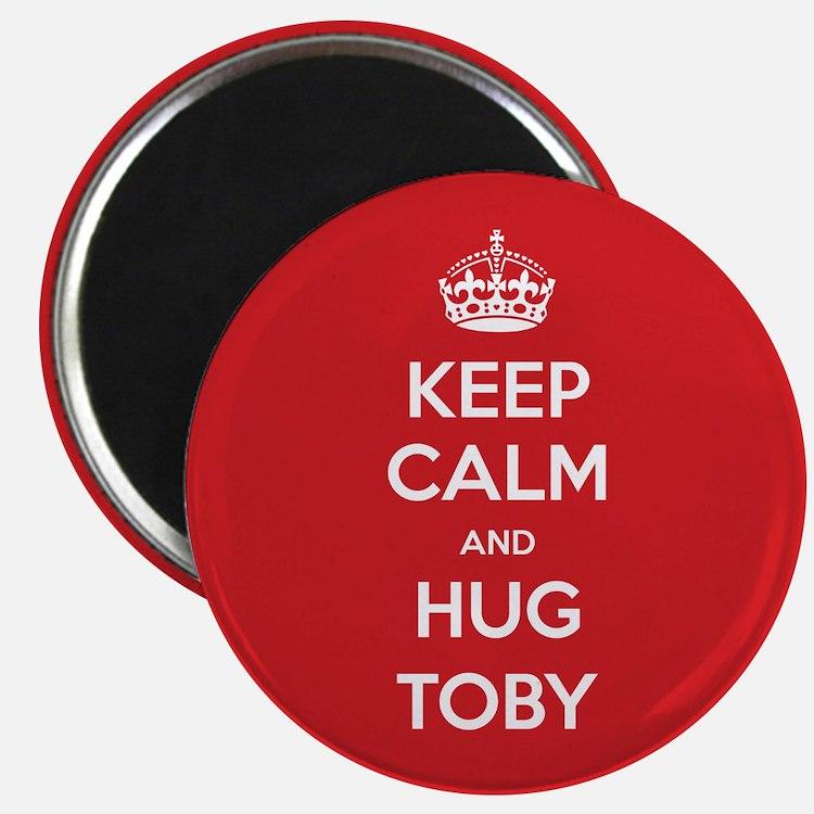 Hug Toby Magnets