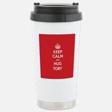 Hug Toby Travel Mug