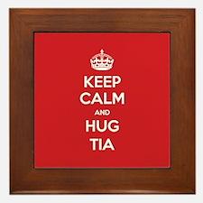 Hug Tia Framed Tile