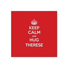 Hug Therese Sticker