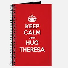 Hug Theresa Journal