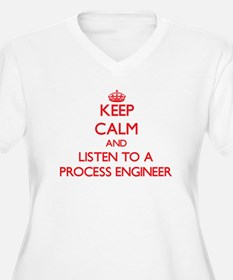 Keep Calm and Listen to a Process Engineer Plus Si