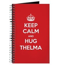 Hug Thelma Journal