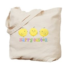 3 Little Chicks Tote Bag