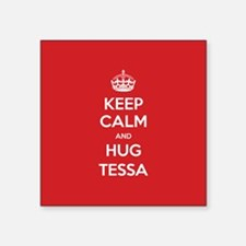 Hug Tessa Sticker