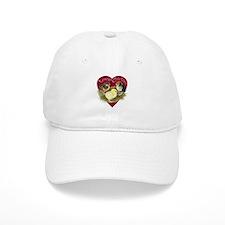 Love Chickies Baseball Cap