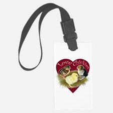 Love Chickies Luggage Tag
