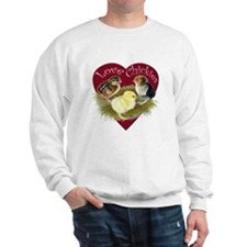 Love Chickies Sweater