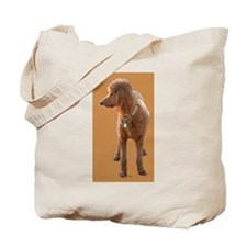 RED DOG Tote Bag
