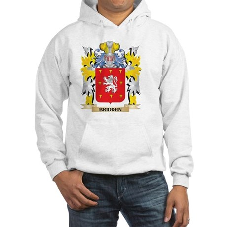 Bridden Coat of Arms - Family Crest Sweatshirt