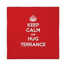 Hug Terrance Queen Duvet