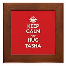 Hug Tasha Framed Tile
