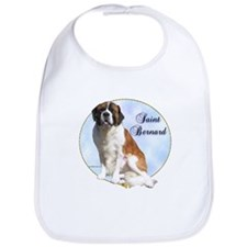 Saint Portrait Bib