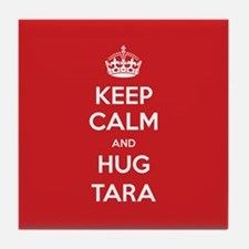 Hug Tara Tile Coaster