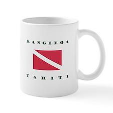 Rangiroa Tahiti Dive Mugs