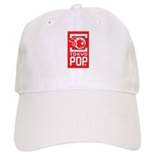 TP New White on Red Baseball Baseball Cap