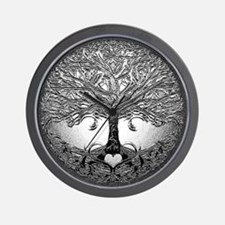 Tree of Life Bova Wall Clock
