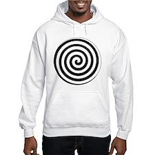 Hypnotic Spiral Jumper Hoody