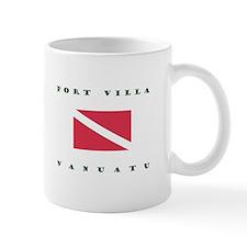 Port Villa Vanuatu Dive Mugs