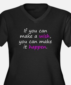 Make It Happen Plus Size T-Shirt