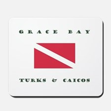 Grace Bay Turks and Caicos Dive Mousepad