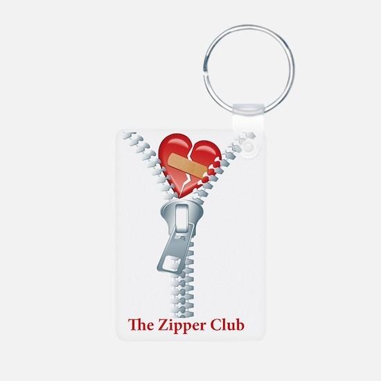 The Zipper Club Keychains