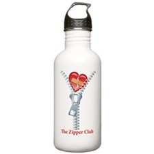 The Zipper Club Water Bottle