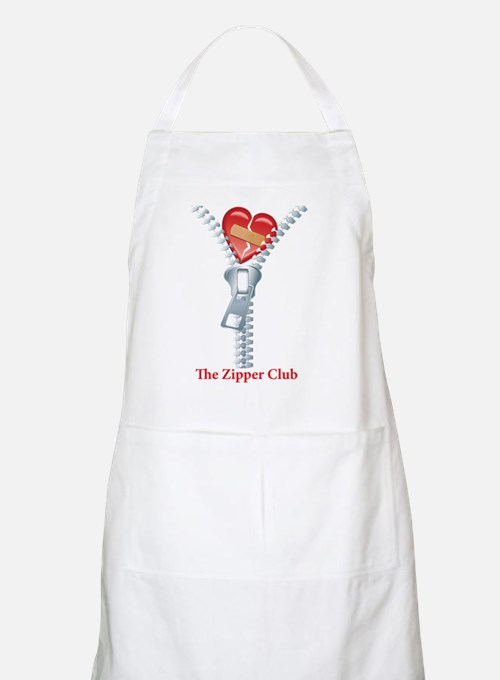 The Zipper Club Apron