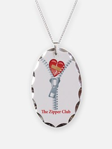 The Zipper Club Necklace