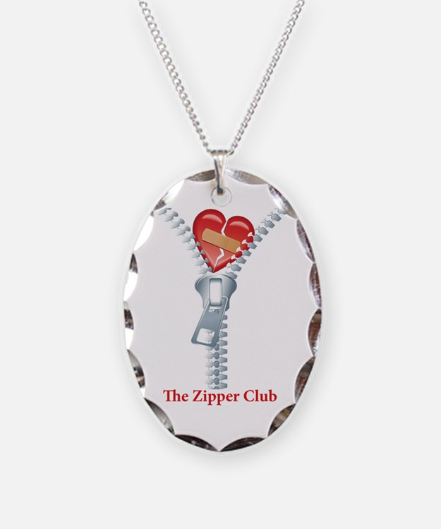 The Zipper Club Necklace