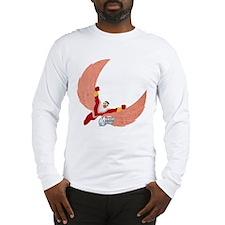 Falcon Minimalistic Long Sleeve T-Shirt