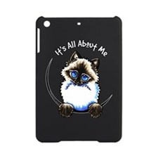 Ragdoll Ragamuffin IAAM iPad Mini Case