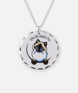 Ragdoll Ragamuffin IAAM Necklace