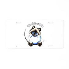 Ragdoll Ragamuffin IAAM Aluminum License Plate
