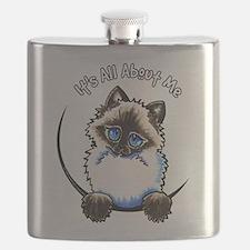 Ragdoll Ragamuffin IAAM Flask