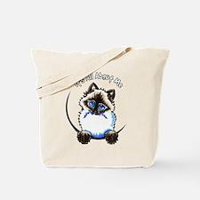 Ragdoll Ragamuffin IAAM Tote Bag