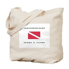 Providenciales Turks and Caicos Dive Tote Bag