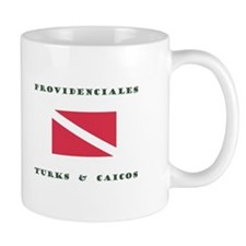 Providenciales Turks and Caicos Dive Mugs