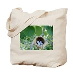 Bird's Nest Tote Bag