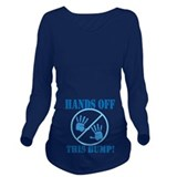 Hands off Long Sleeve T Shirts
