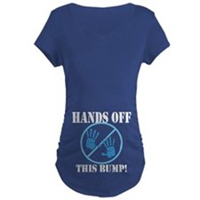 Hands Off Baby Bump Maternity T-Shirt