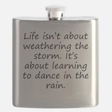 Learning To Dance In The Rain Flask